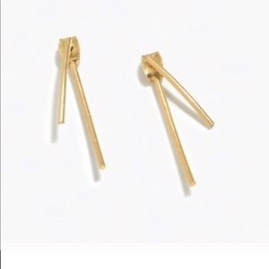 Madewell Stembend Earrings